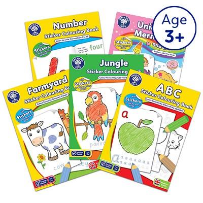 Preschool Pack 6